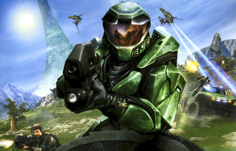 Тизер Halo Combat Evolved