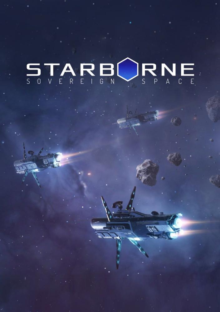 Массовый мультиплеер RTS Starborne вступил в открытую бетаверсию