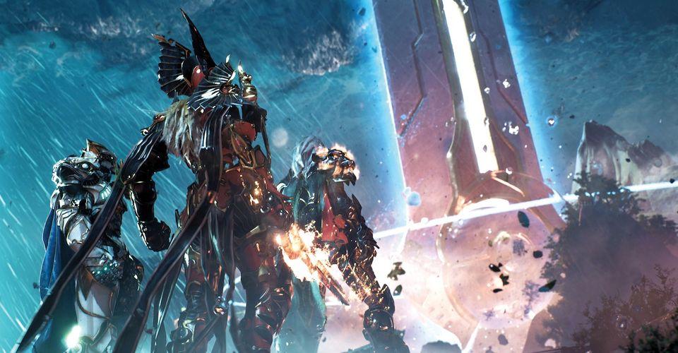 Эксклюзивный обзор игрового процесса Godfall Show для PS5