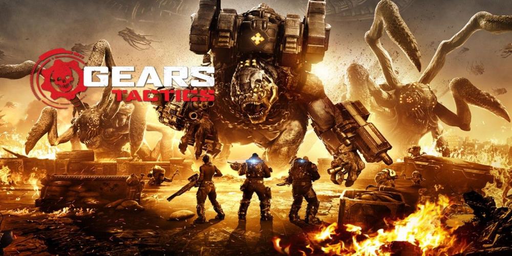 Gears Tactics входит в число 7 новых игр поступающих на Xbox Game Pass для ПК