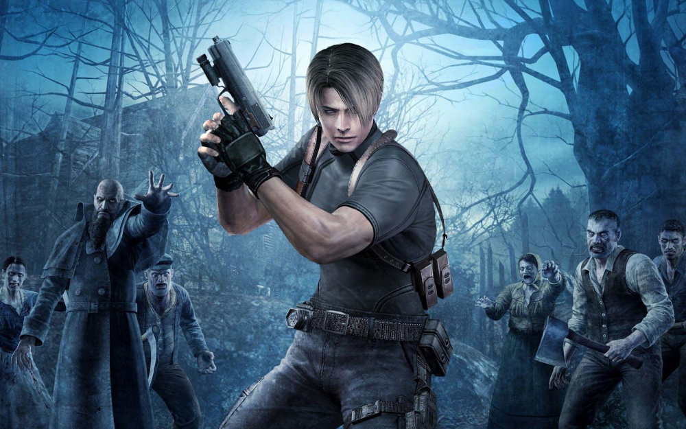 Слух ремейк Resident Evil 4 находится в разработке