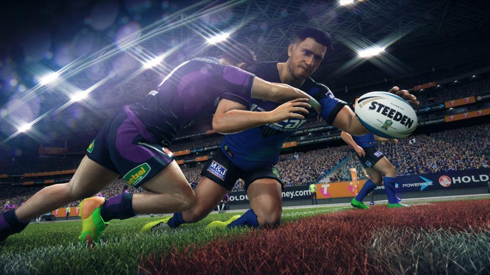 Rugby League 2021 подтвержден NRL