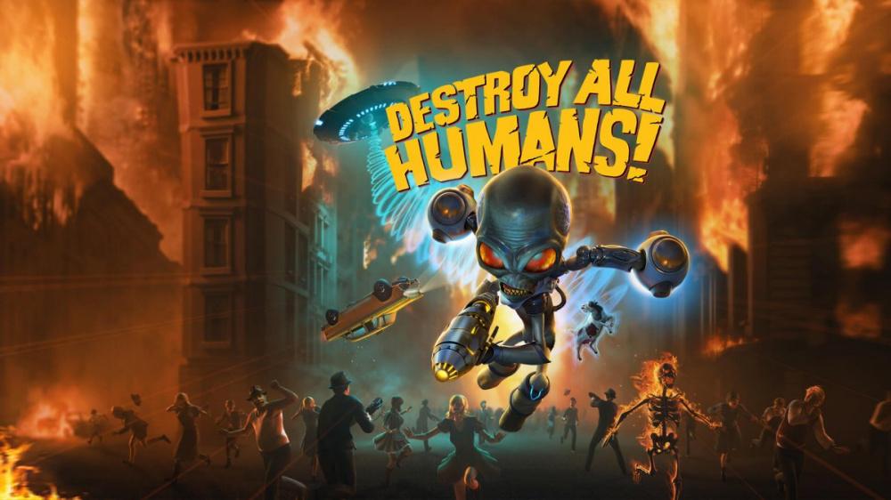 Destroy All Humans Ремейк  28 июля