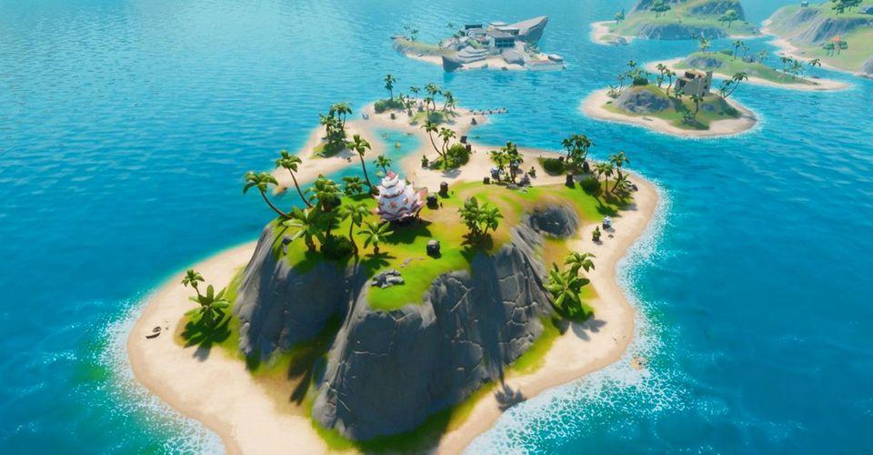 Все изменения карт в обновлении Fortnite 18 июля
