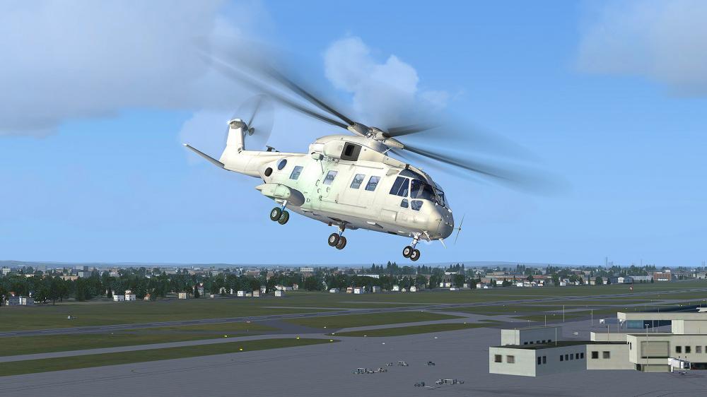 Microsoft Flight Simulator содержит все аэропорты мира