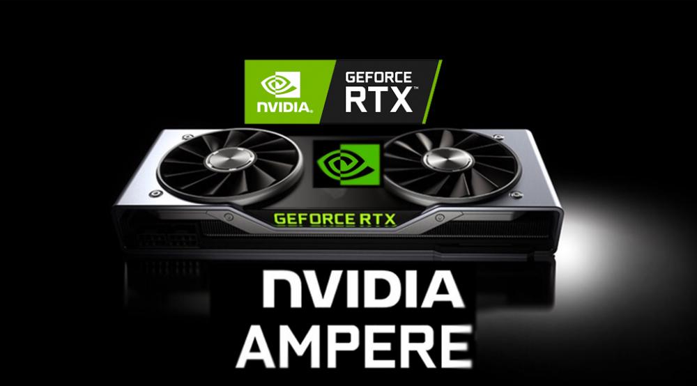 Могут ли в следующем месяце появиться видеокарты серии Nvidia RTX 30