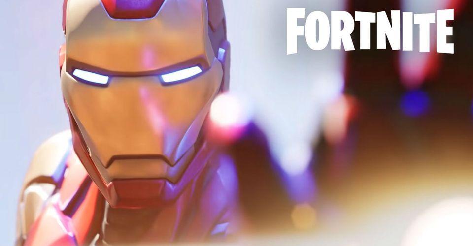 Обновление Fortnite v1410 добавляет силы Железного человека и Тора