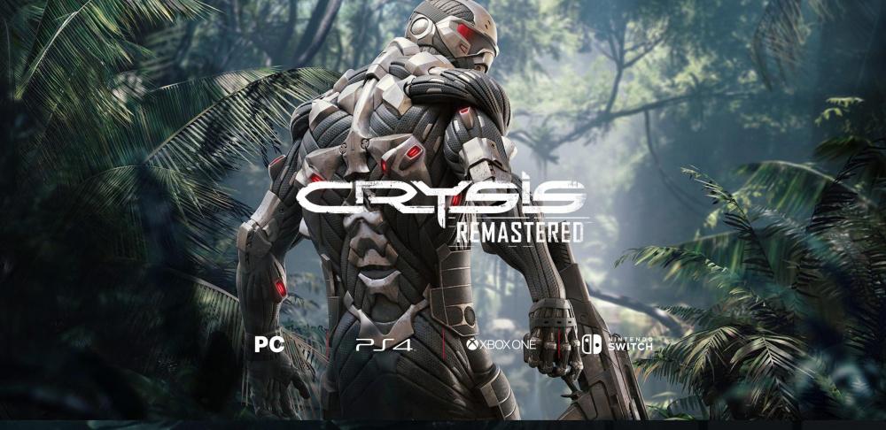 Crysis Remastered выходит на ПК с трассировкой лучей и текстурами более высокого разрешения