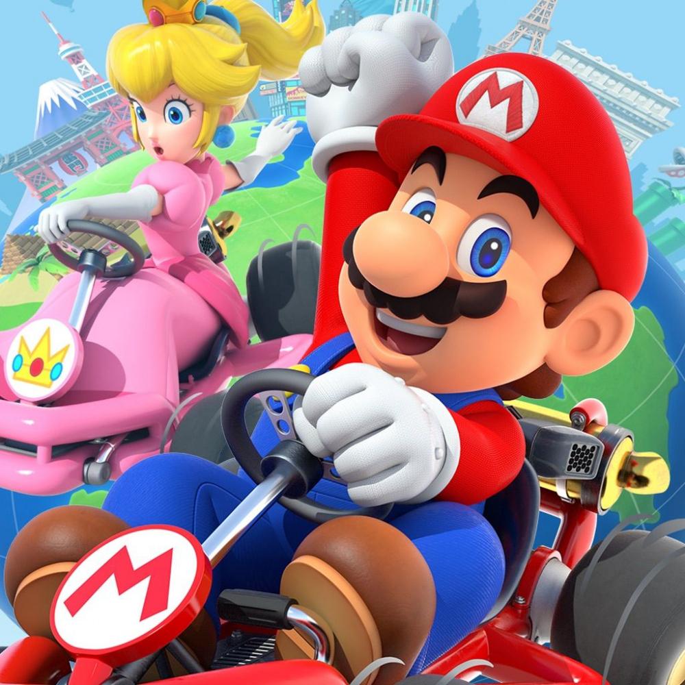 Mario Kart Tour наконецто становится онлайн
