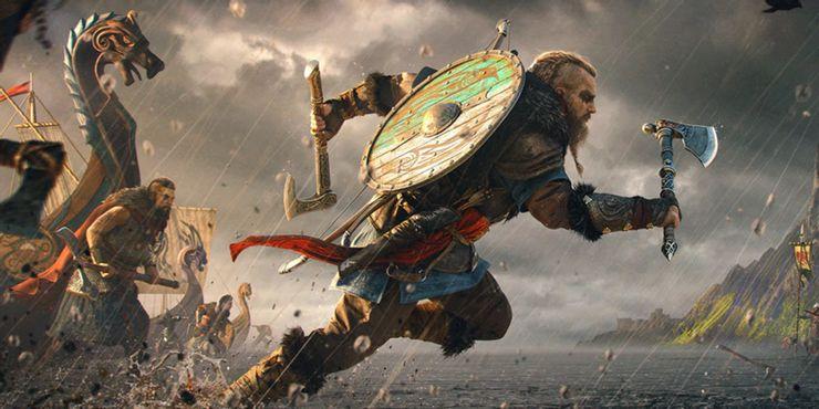 Assassins Creed Valhalla сможет работать с разрешением 4K и в 60 кадров на PS5