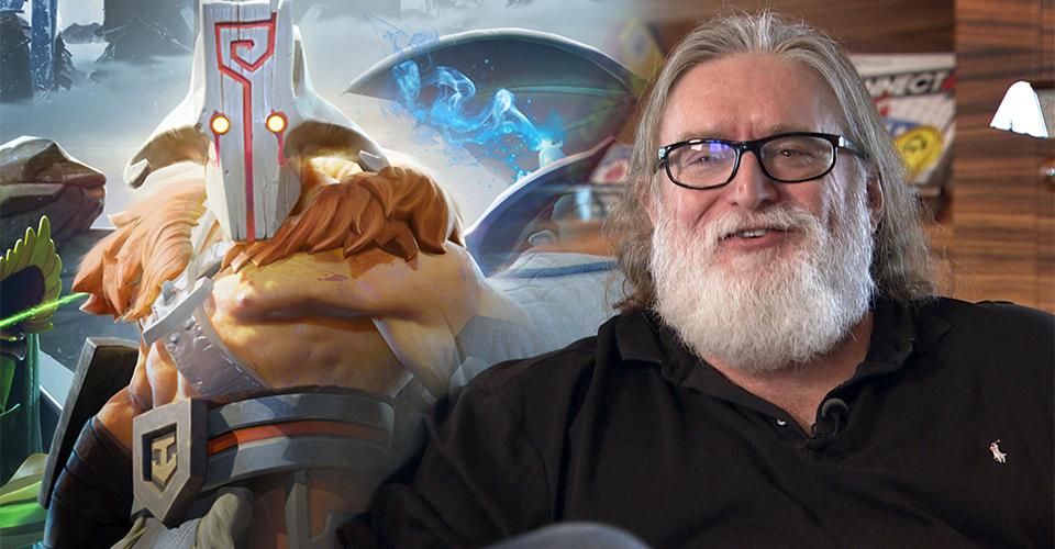 Valve  разработка новых игр и турнир The International по Dota 2