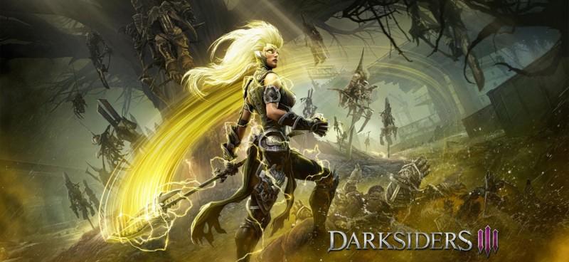 Darksiders III наконецто получит Abyssal Armor в новом наборе DLC