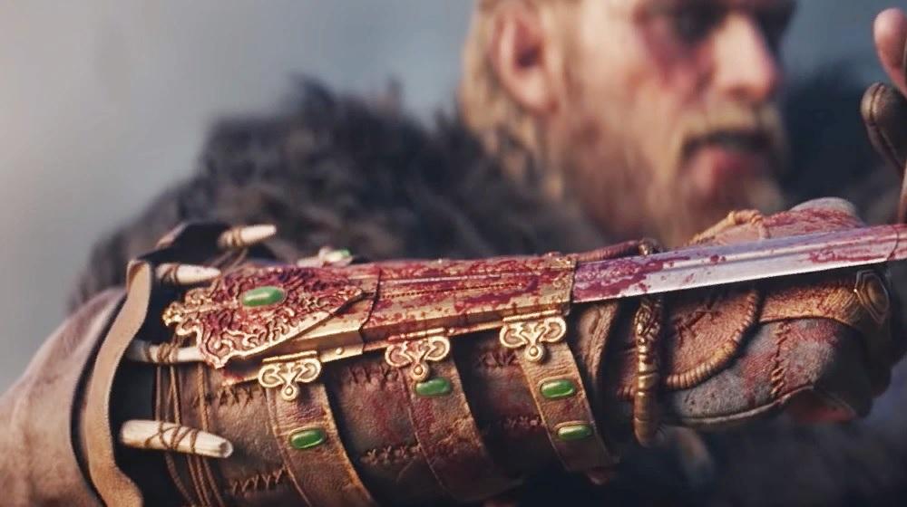 Скрытый клинок возвращается в Assassins Creed Valhalla