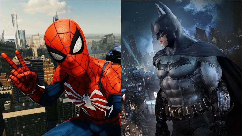 4 популярнейших игры про супергероев которые доступны уже сейчас