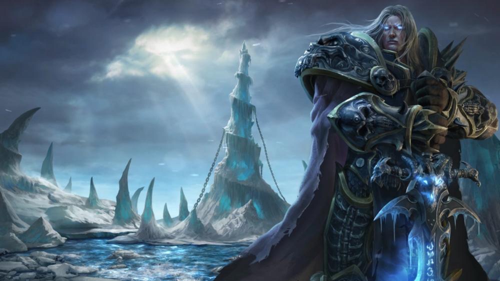 В Warcraft 3 вышло обновление