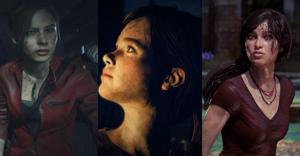 6 лучших женских игровых персонажей по мнению критиков