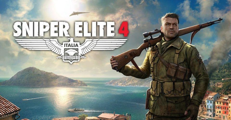 Sniper Elite 4 официально выйдет для Switch