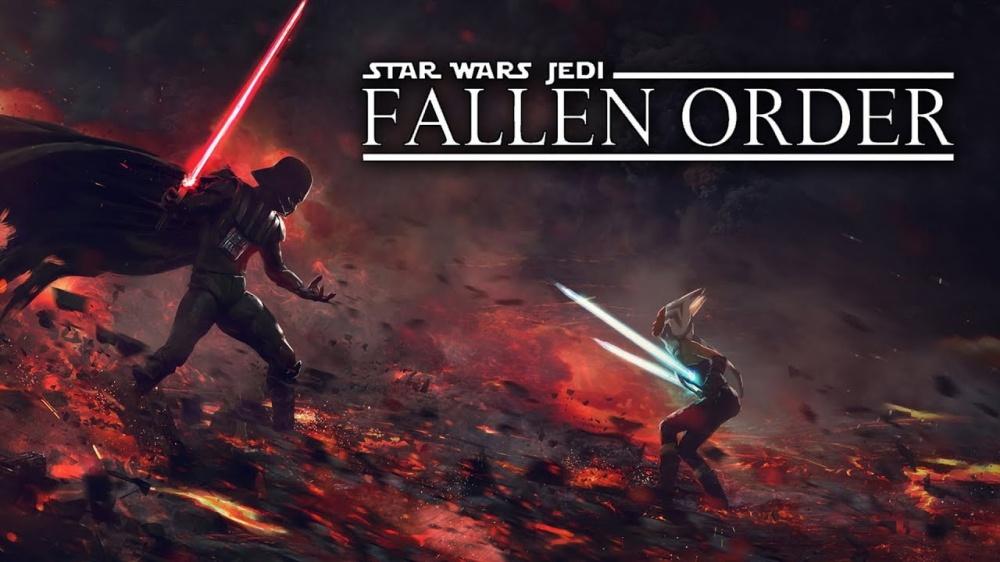 Движок EA в студию а скорее на свалкуStar Wars Jedi Fallen Order