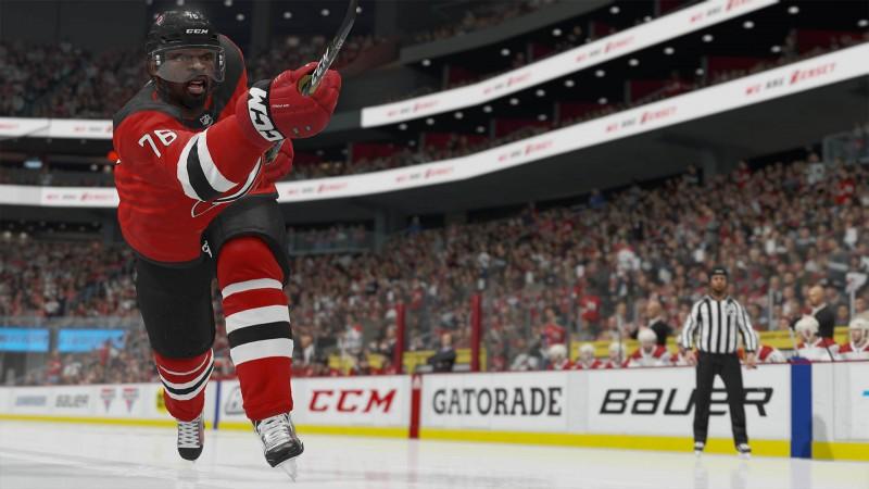 NHL 21 стартует в октябре этого года