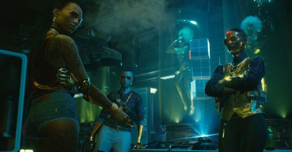 Cyberpunk 2077 получит бесплатные DLC