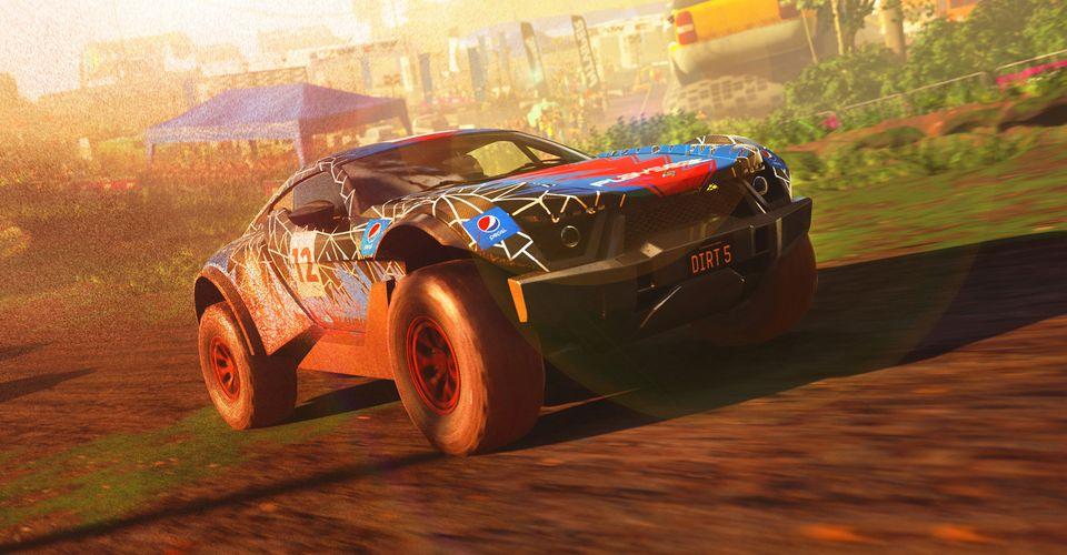 Версия PS4 DiRT 5 предложит бесплатное обновление до версии PS5