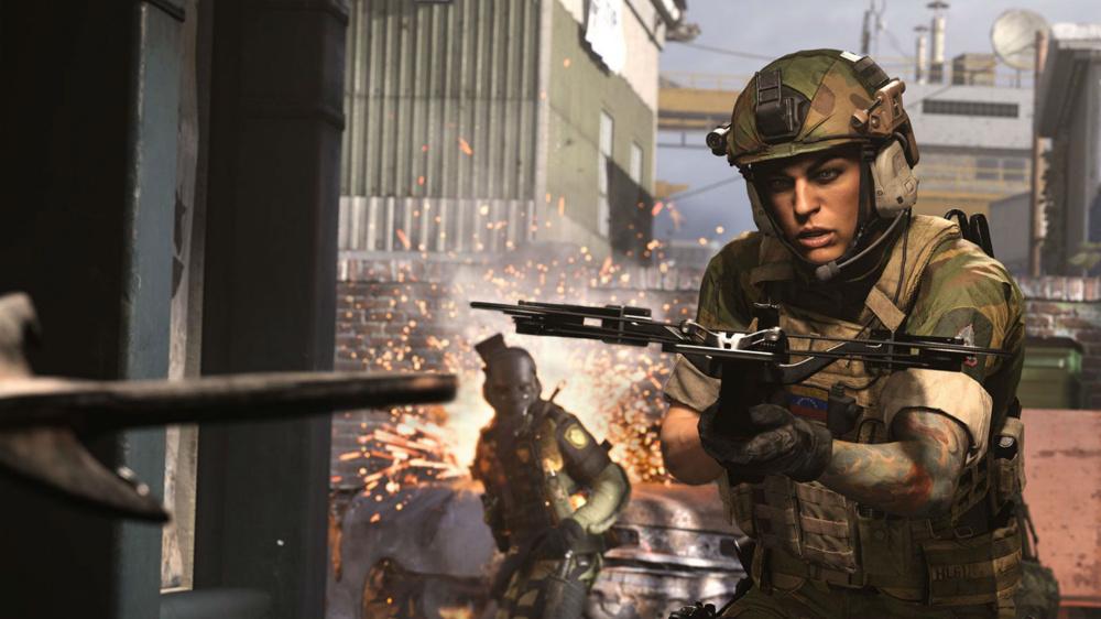 COD Modern Warfare будет весить более 200GB
