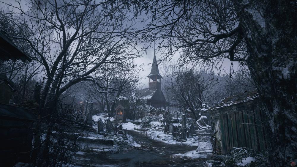 В Resident Evil 8 будет более открытой к исследованию