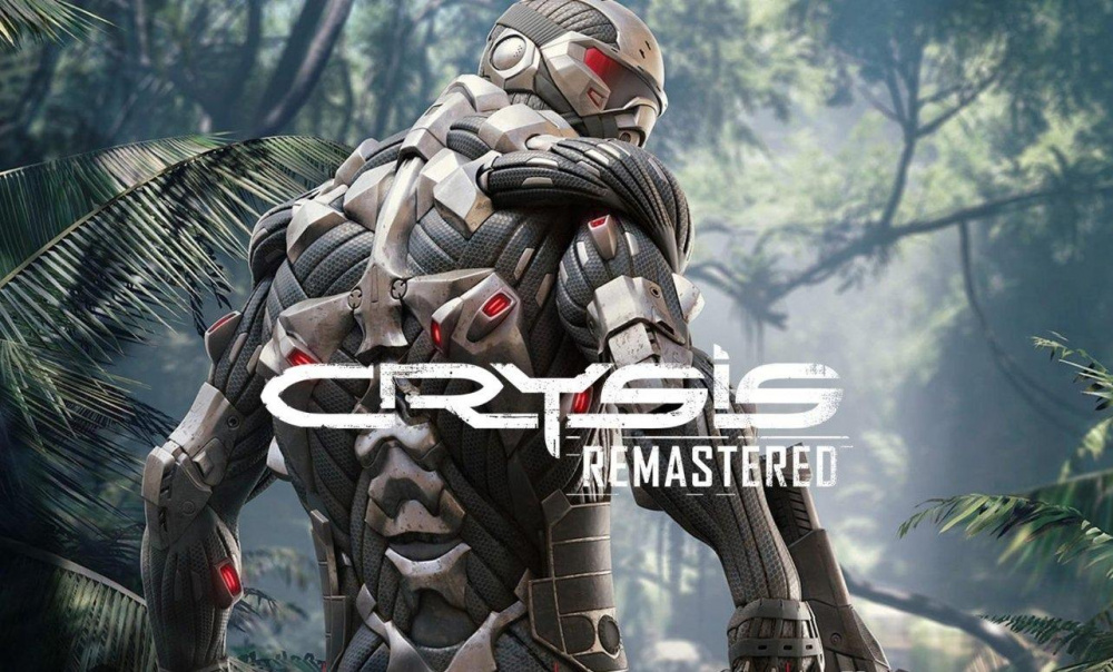 Crysis Remastered на Switch