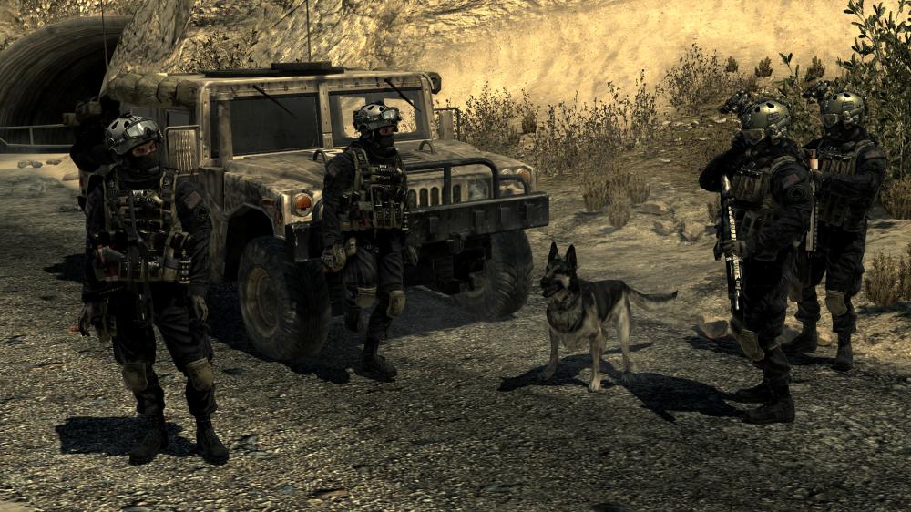 Судья утверждает что Call of Duty может иметь в себе Хаммеры потому что игры  это искусство