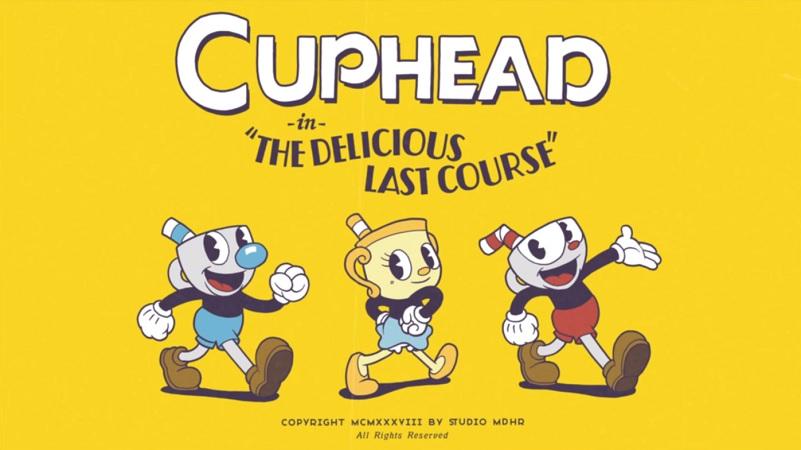 Сэр ваша чашка чая ещ не готова Cuphead Delicious Last Course DLC