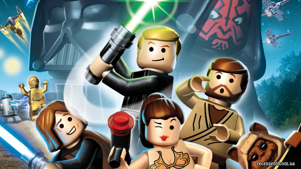 Лего Звездные войны полная Сага обеспечивает впечатляющее достижение
