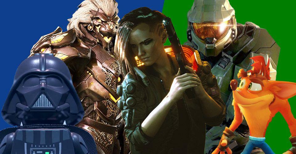 11 самых ожидаемых игр осени 2020 года