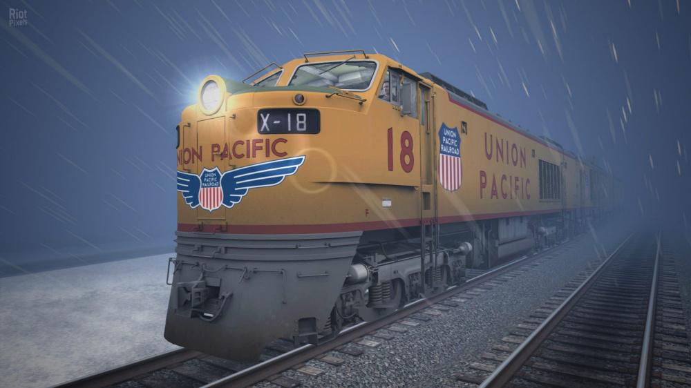 Набор Train Simulator позволит вам управлять железными дорогами за  1