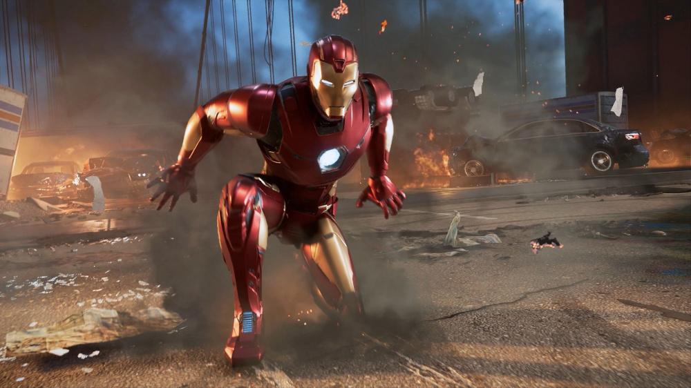 Marvels Avengers лучшие способности для Железного человека