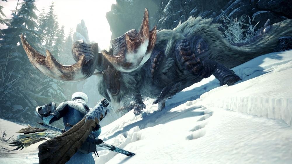 Monster Hunter World Iceborne получит кучу дополнительного контента после выхода