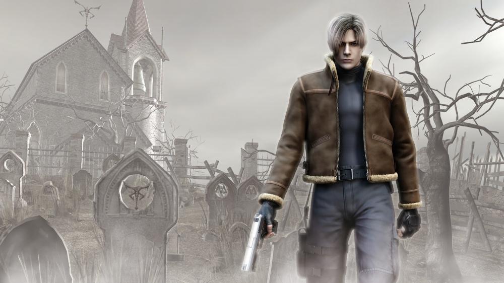 Слух о ремейке Resident Evil 4 не замедлил развитие своего фанатского HDпроекта