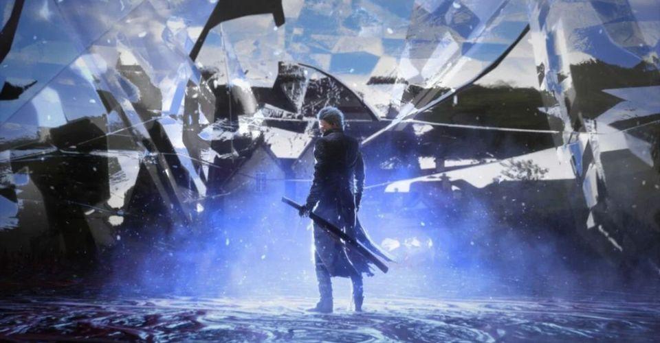 Devil May Cry 5 Special Edition получает прекрасный трейлер игрового процесса для PS5