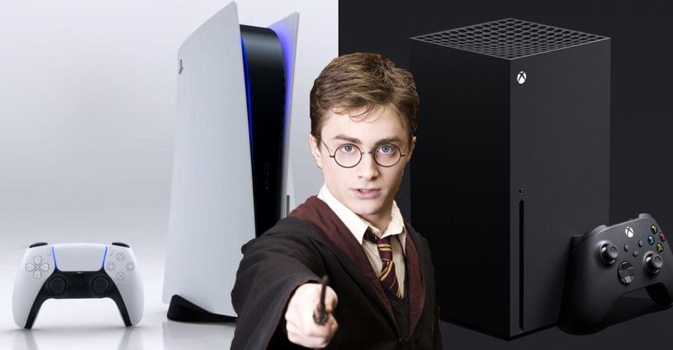 Гарри Поттер для PS5 Xbox Series X имеет огромные возможности
