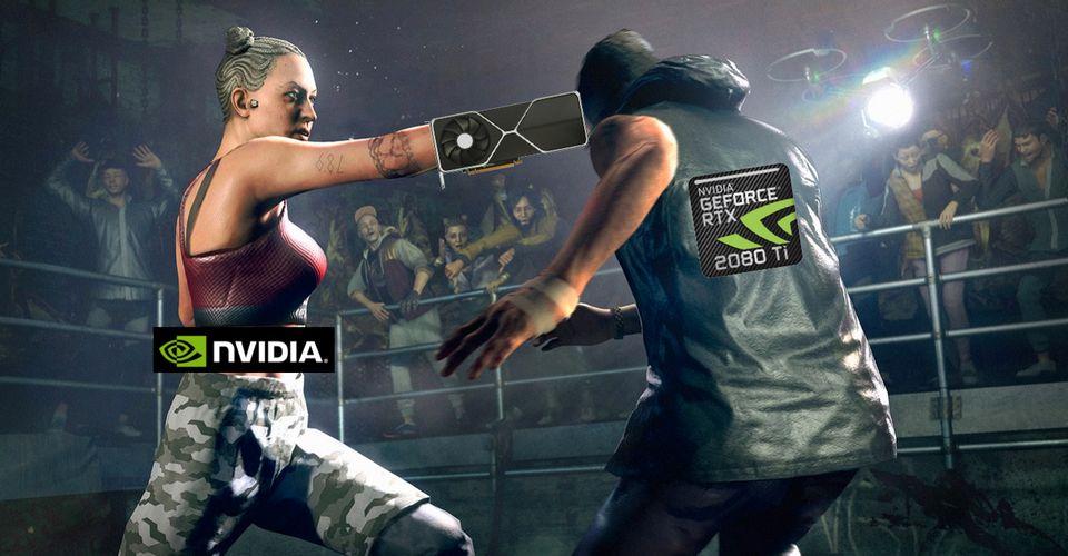 Nvidia RTX 30 уничтожила владелецев RTX 2080 Ti