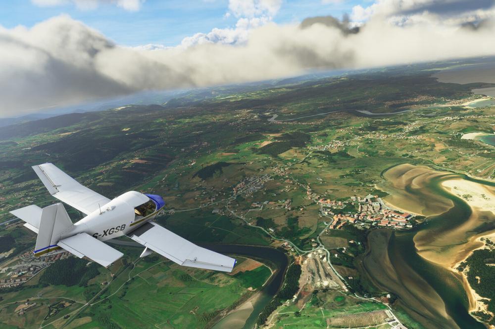 Microsoft Flight Simulator получит маркетплейс для продаж модов