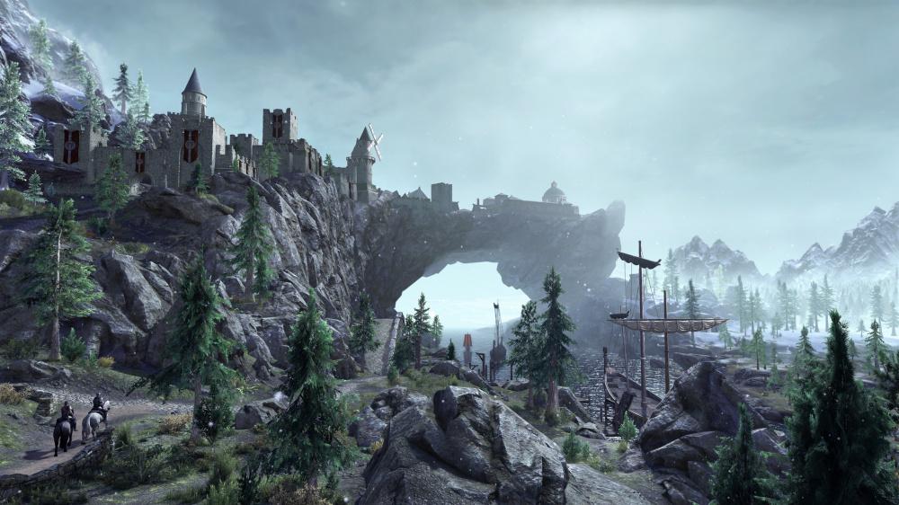 Elder Scrolls Online Greymoor получает небольшую задержку когда разработчики настроились на удаленную работу