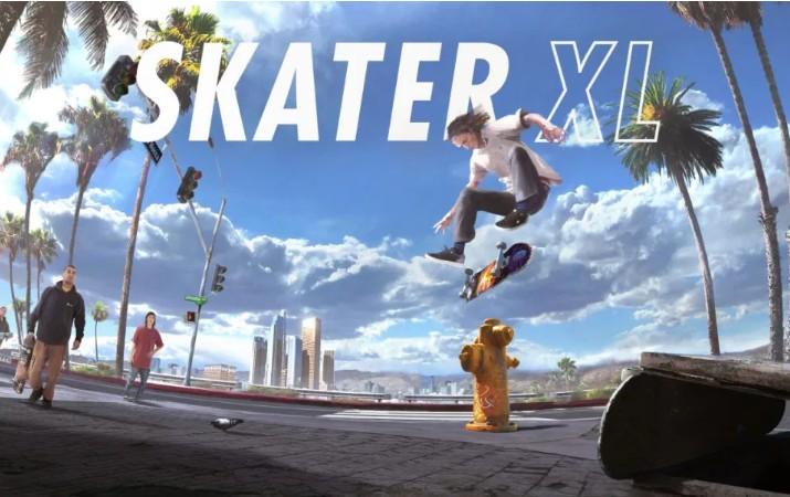 Skater XL обзор  Калифорния вот и мы