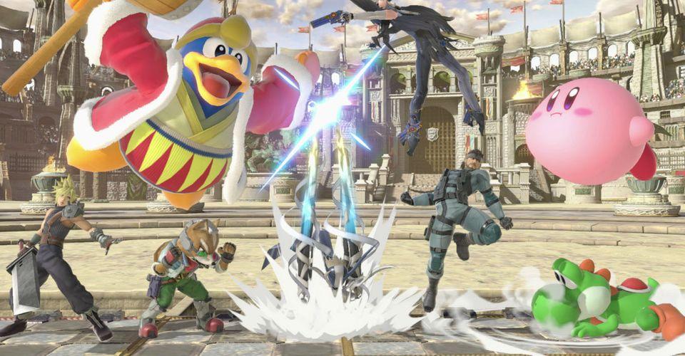 Super Smash BrosUltimate вылетает изза сбоя в выборе музыки