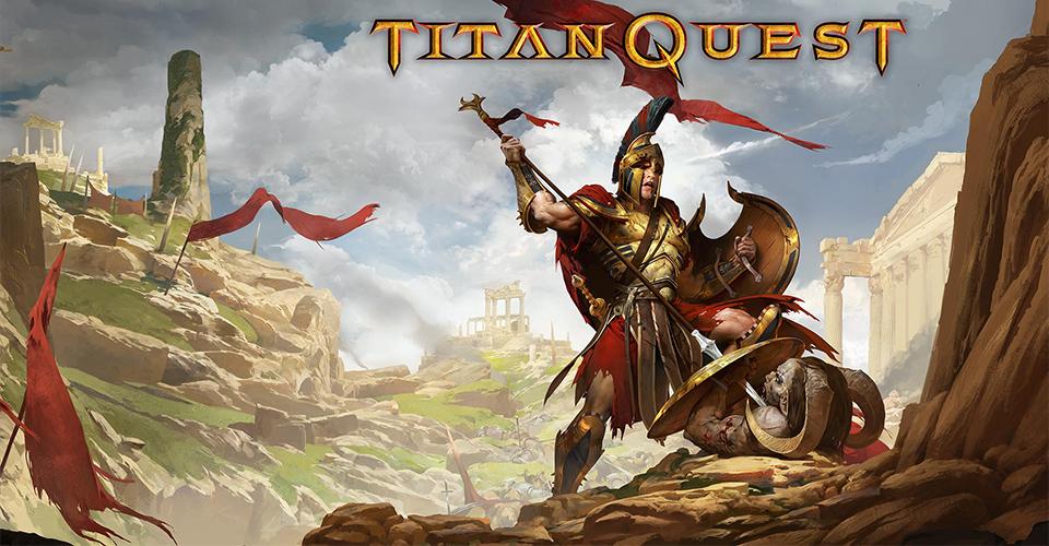 В аккаунте HG в Twitter появилась информация о выходе нового эпизода Titan Quest