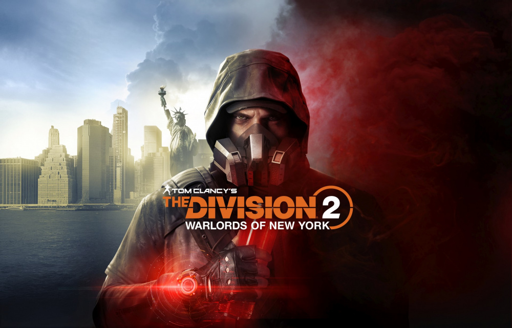 Проблемы с The Division 2 Warlords of New York
