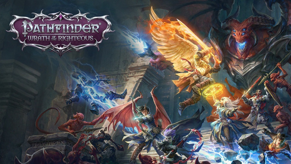 Pathfinder Wrath of the Righteous бьет по цели Kickstarter