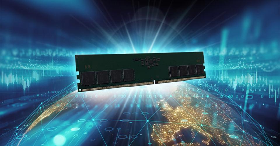Представлена первая на рынке оперативная память DDR5