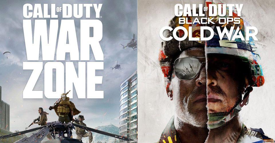 У Call of Duty Warzone есть несколько вариантов будущего с Black Ops Cold War