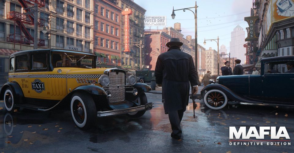 Трейлер Mafia Definitive Edition дебютирует на Gamescom
