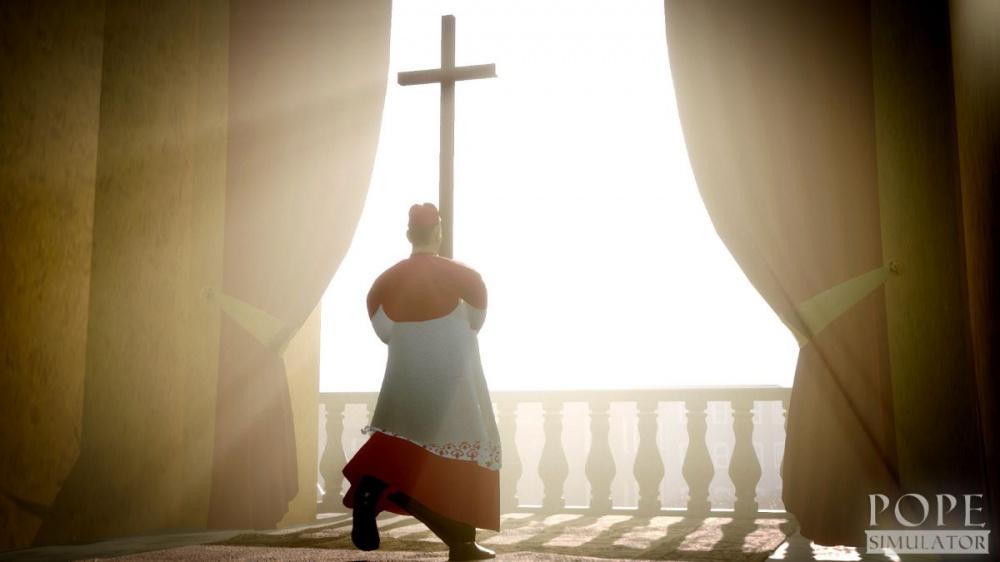 Симулятор Папы Римского обещает quotреалистичноеquot изображение жизни верховного понтифика
